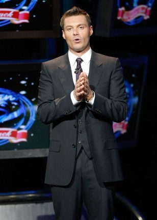 "Image: ""American Idol"" host Ryan Seacrest"