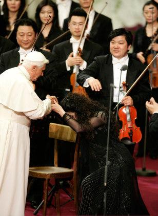 Image: Benedict XVI, Lan Rao