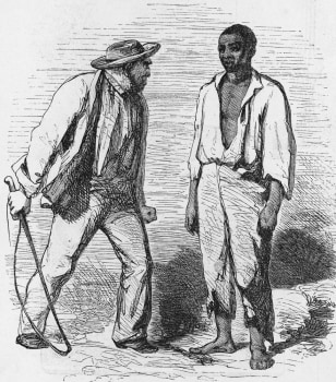 Image: 'Uncle Tom's Cabin' Illustration