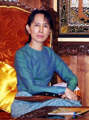 Image: Aung San Suu Kyi