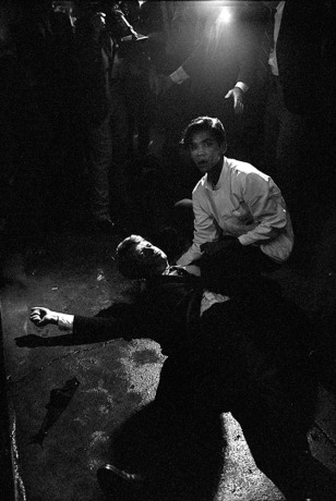 Bobby Kennedy Shot