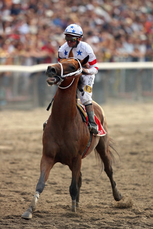 Image: Belmont Stakes