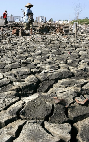 Image: Mud volcano