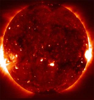 Image: Sun's corona