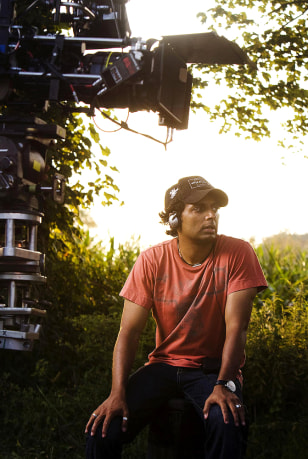 Image: Director M. Night Shyamalan