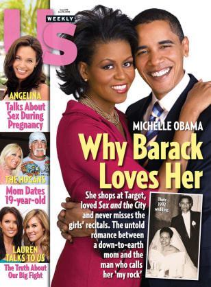 Image: Cover of Us Weekly magazine
