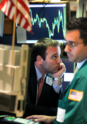 Image: NYSE, Jim Belford
