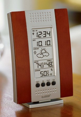 Image: Wireless weather station