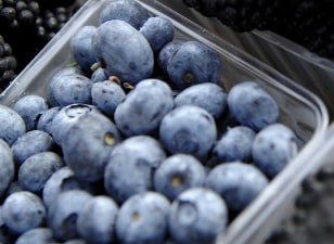 Image: Blueberries