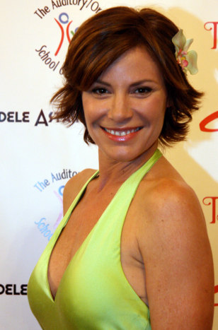 "Countess Lu-Ann de Lesseps of the reality TV show ""The Real Housewives of New York."""