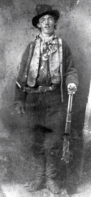 Image: Billy the Kid
