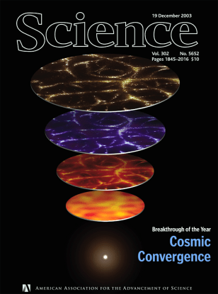 Image: Science cover