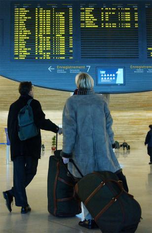 Image: Roissy airport