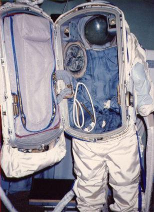 Image: Orlan spacesuit