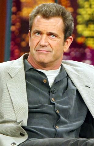 IMAGE: Mel Gibson