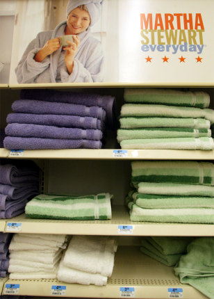 Kmart Martha Stewart Sales May Fall