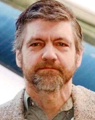 FILE PHOTO: THEODORE KACZYNSKI