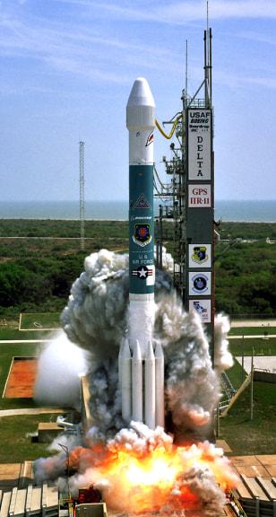 Image: Delta 2 launch