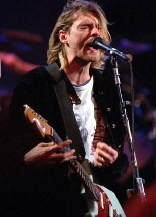 Image: Cobain