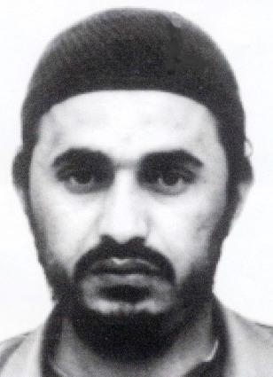 Image: Al-Qaida operative Abu-Musab al-Zarqawi