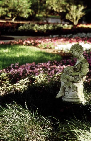 Image: Harry P. Leu Gardens