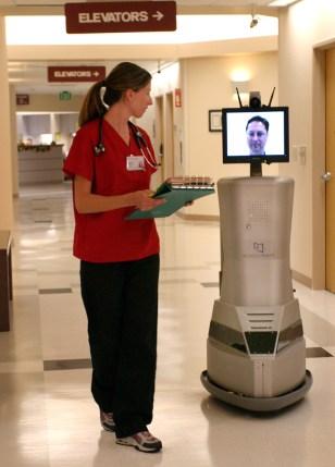 Image: Rounding robot