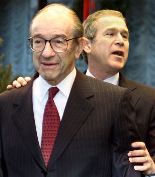 BUSH GREENSPAN