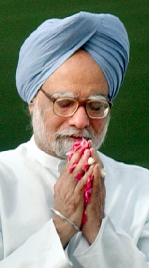 Image: Prime Minister of India Manmohan Singh