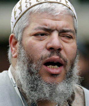 IMAGE: Abu Hamza al-Masri