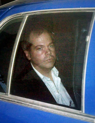 FILE PHOTO OF JOHN HINCKLEY JR