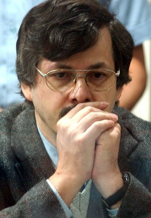 Image: Belgian child rapist and murderer Marc Dutroux.