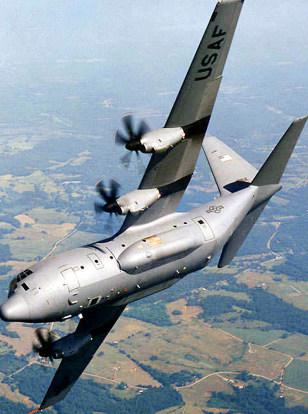 IMAGE: Hercules C130J cargo plane