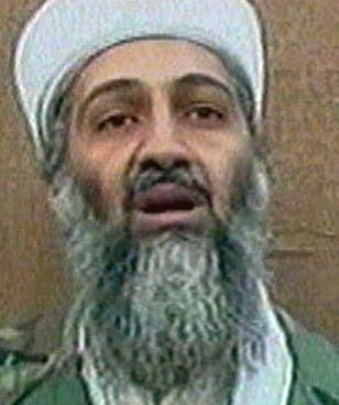 OSAMA BIN LADEN FILE PHOTO