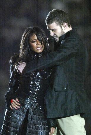 Image: Jackson, Timberlake