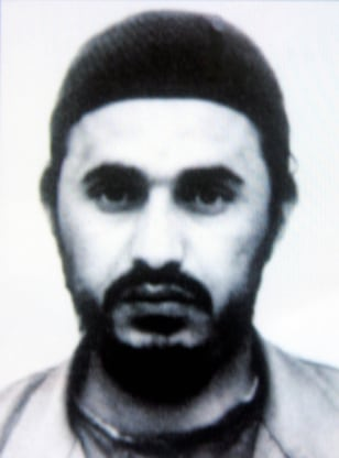 FILE PHOTO OF AL QAEDA OPERATIVE ABU MUSAB AL-ZARQAWI