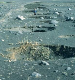Image: Icelandic pit chains