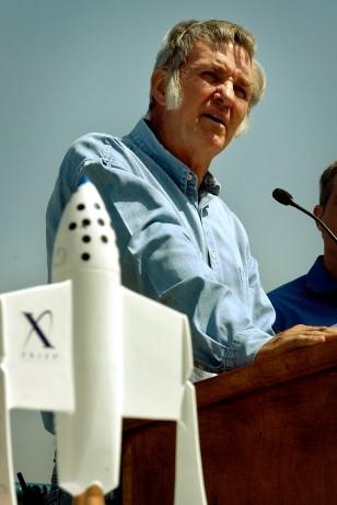 Image: Burt Rutan
