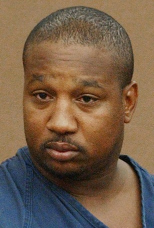 Image: Suspected serial killer Derrick Todd Lee.
