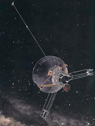 Image: Pioneer 10