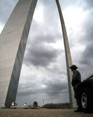 FILE PHOTO: GATEWAY ARCH