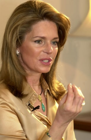 IMAGE: Queen Noor of Jordan