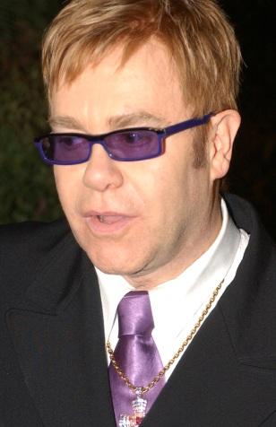 IMAGE: Elton John