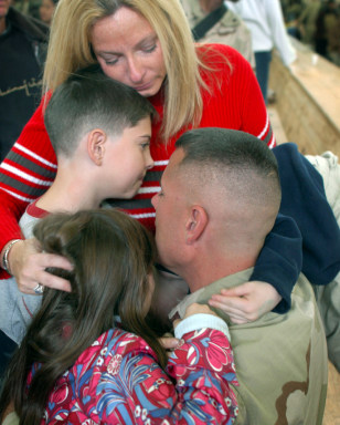 U.S. Soldiers Deploy To Iraq From Fort Bragg