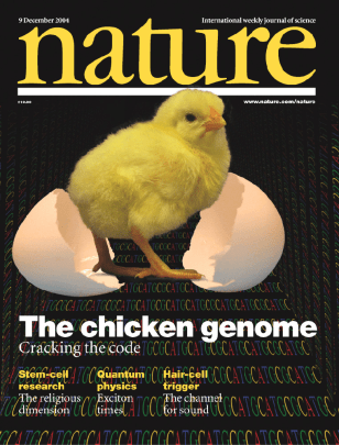 Image: Nature cover
