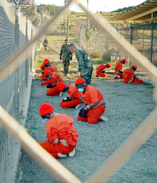 FILE PHOTO: CAMP X-RAY