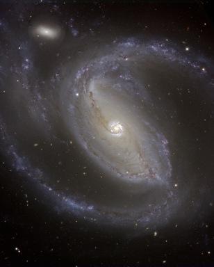 Image: NGC 1097