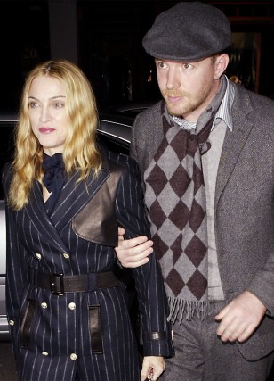 IMAGE: Madonna, Ritchie