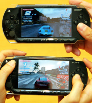 PlayStation Portable shown off