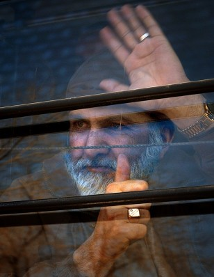 IMAGE: Afghan prisoner is released