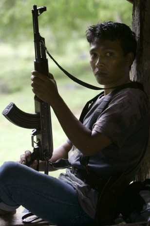 REBEL FIGHTER IN INDONESIA